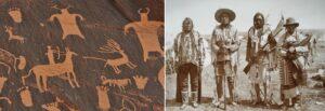 Каменный век. Индейцы Сиу