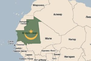 Мавритания политическая история