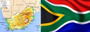 ЮАР - государство на юге Африки