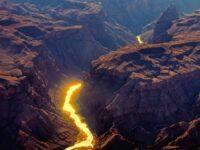 Большой Каньон и его тайны