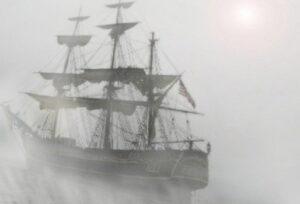 Пропавшие корабли и Летучий Голландец