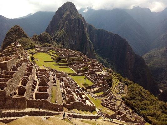 Мачу-Пикчу история возникновения города