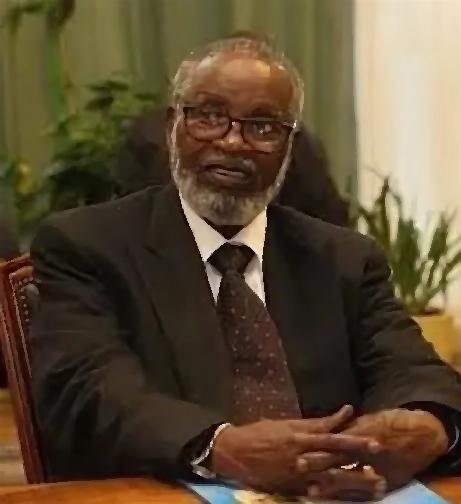 Намибия - политическая история. Сэмюэль Нуйома