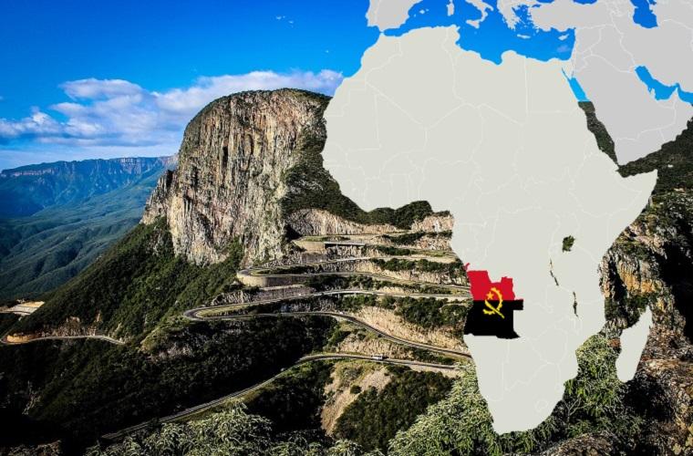 Ангола и политическая история
