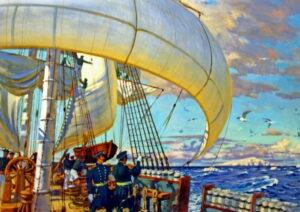 Антарктика и русские открытия
