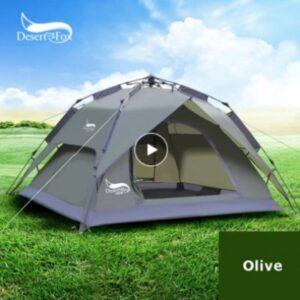 Палатка для похода - как выбрать