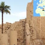 Храм Бога Солнца в Египте