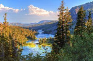 Туризм и походы меняет наш мозг к лучшему